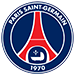 Logo van Paris Saint-Germain F.C.
